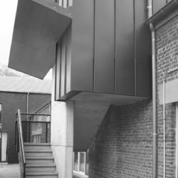 Ecole Saint Martin Leuze - Eghezée . Création de 3 classes sous toiture